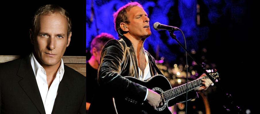 Michael Bolton at Community Theatre