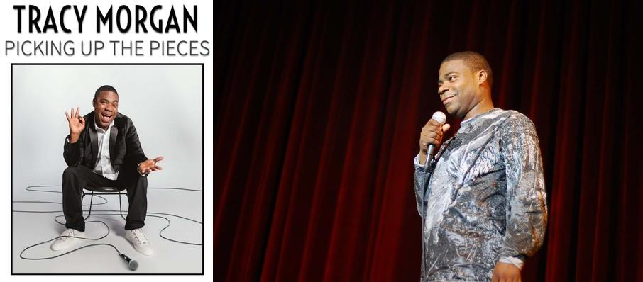 Tracy Morgan at Community Theatre