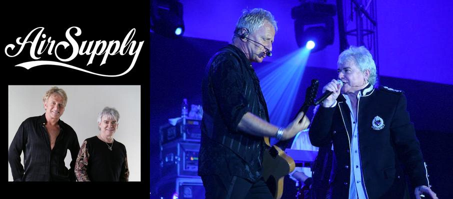 Air Supply at Community Theatre