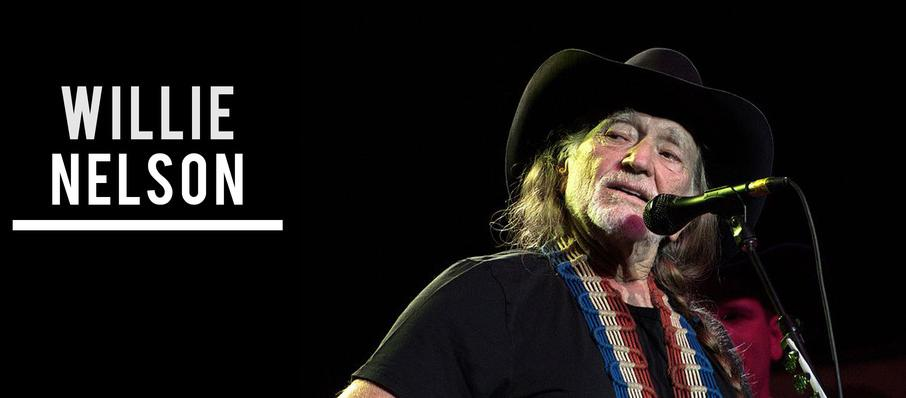 Willie Nelson at Community Theatre