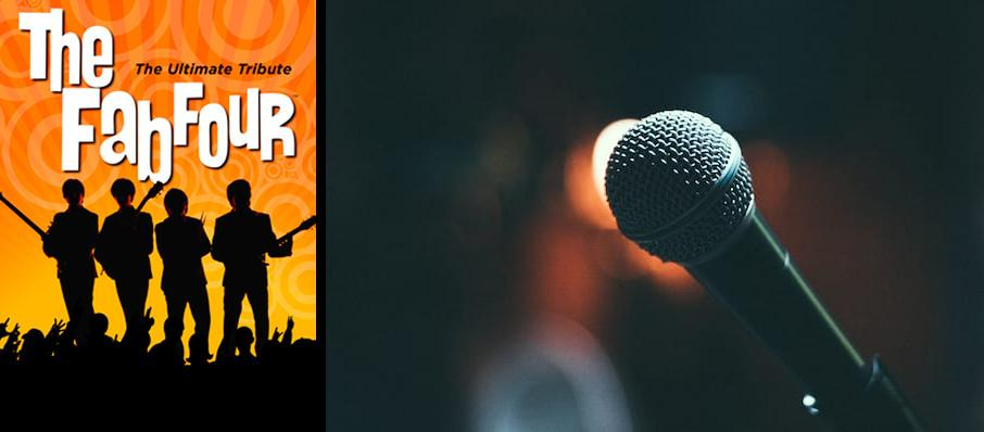 The Fab Four - The Ultimate Tribute at Community Theatre