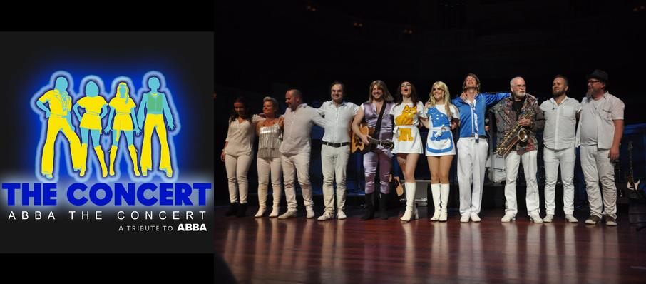 ABBA: The Concert - A Tribute To ABBA at Community Theatre