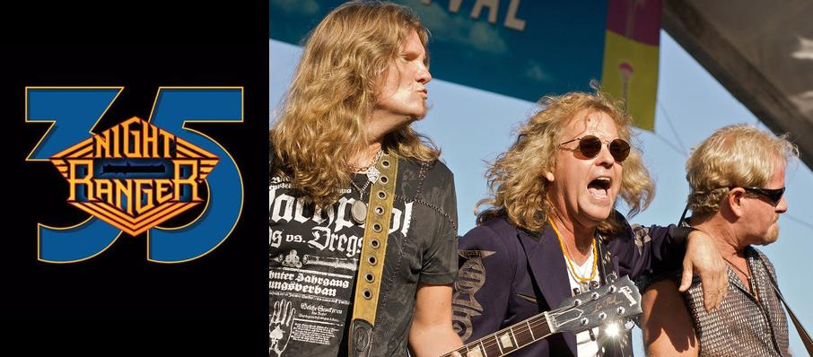 Night Ranger at Community Theatre