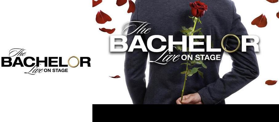 The Bachelor Live On Stage at Community Theatre