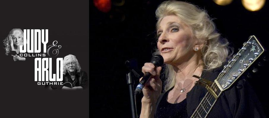 Judy Collins and Arlo Guthrie at Community Theatre