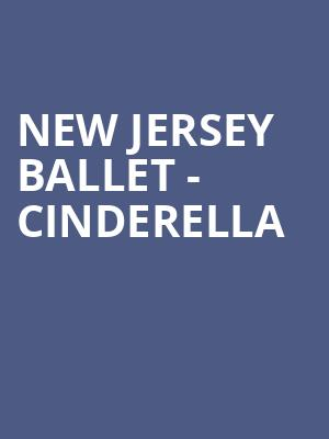 New Jersey Ballet - Cinderella at Community Theatre