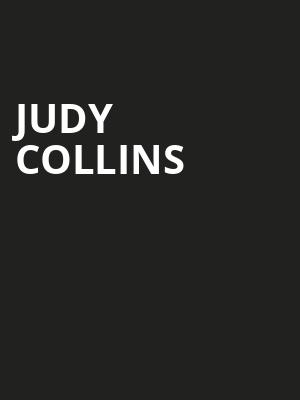 Judy Collins, Community Theatre, Morristown