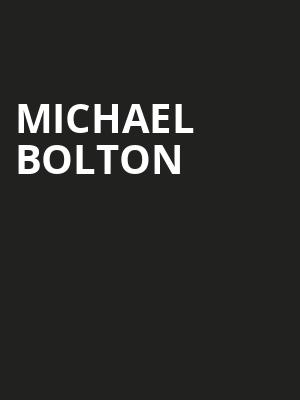 Michael Bolton, Community Theatre, Morristown