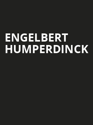 Engelbert Humperdinck, Community Theatre, Morristown